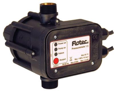 Flotec Pressuremate 1.5 Инструкция - фото 2